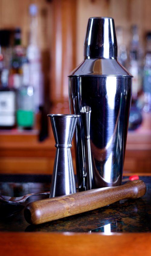 Basic Home Bartender Starter Kit