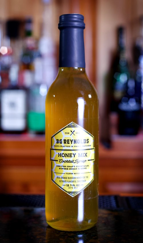 B.G. Reynolds Honey Syrup