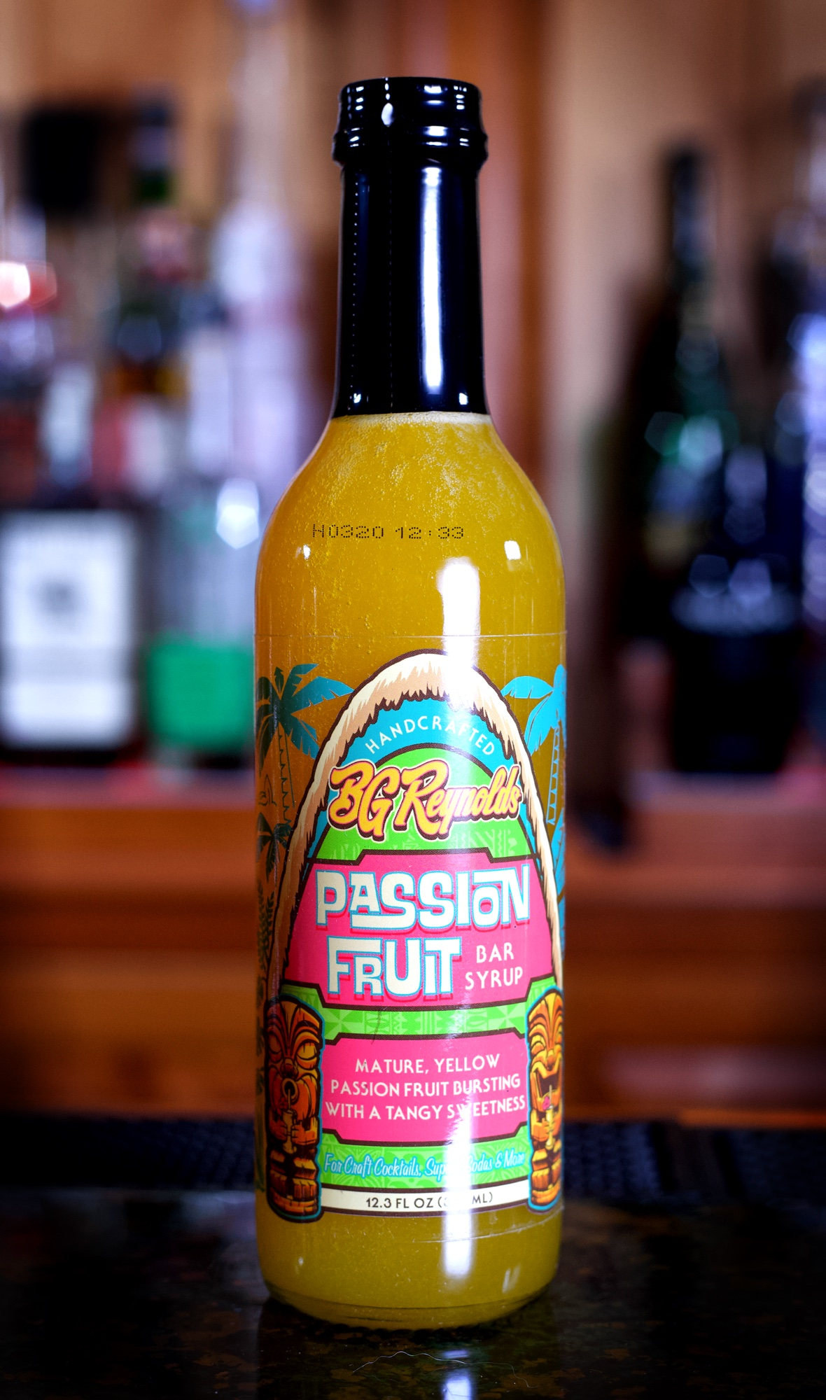 B.G. Reynolds Passion Fruit Syrup