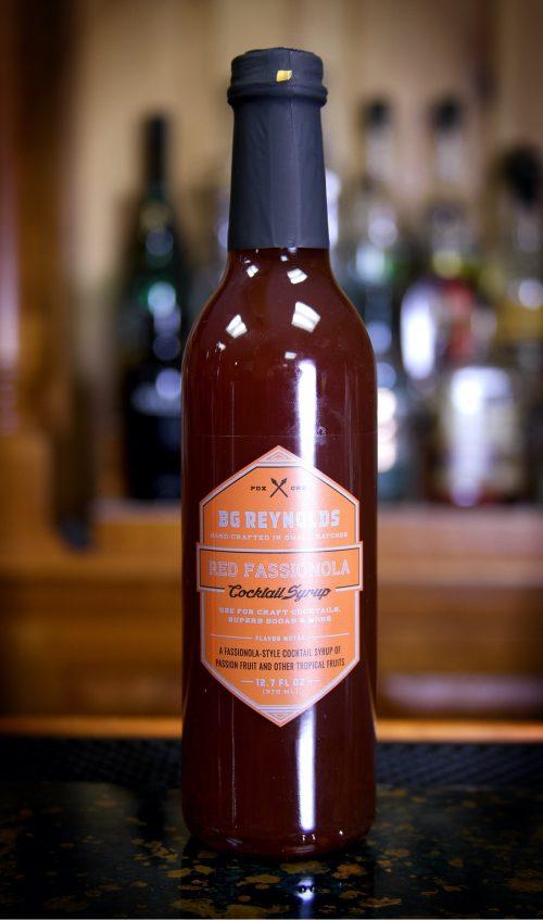B.G. Reynolds Red Fassionola Syrup