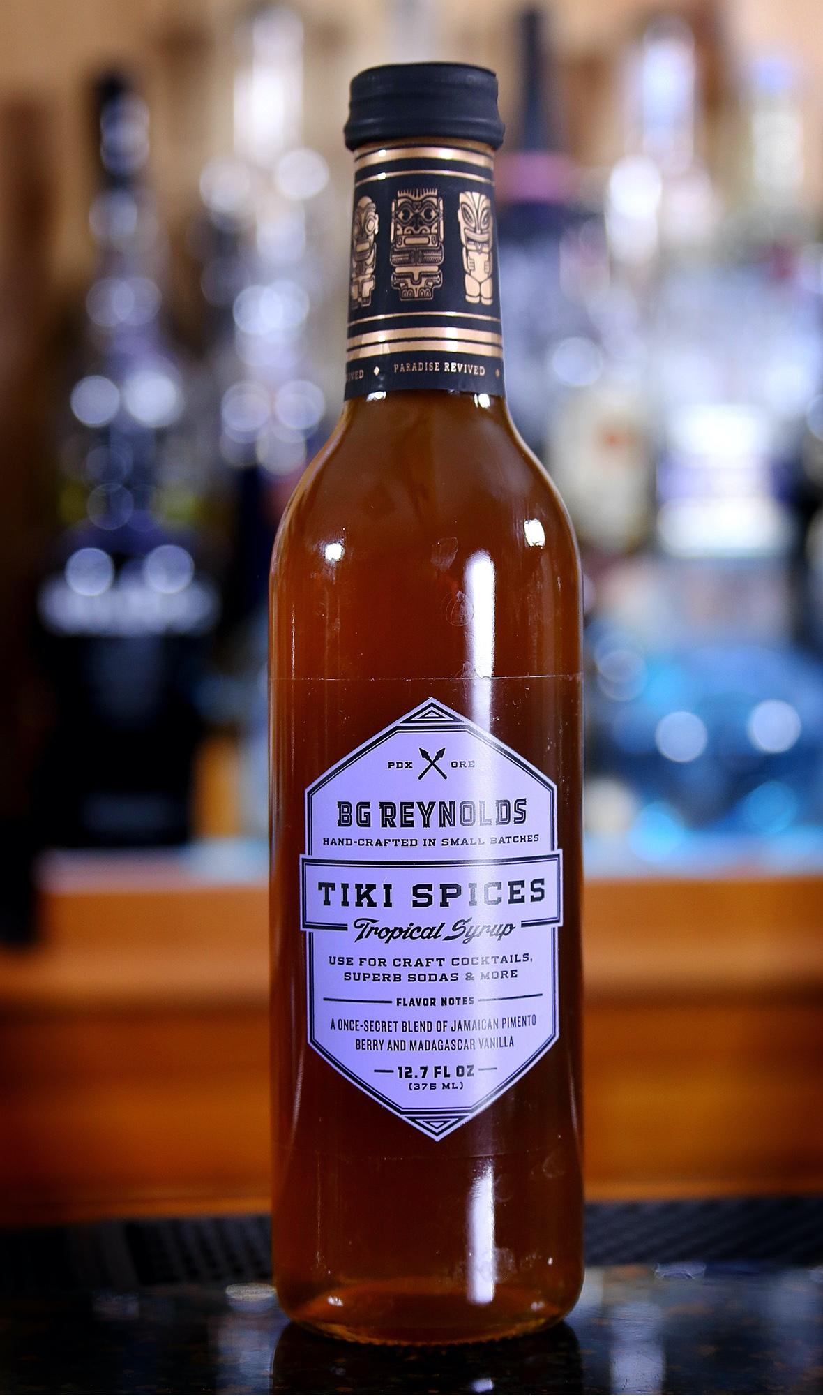 B.G. Reynolds Tiki Spices