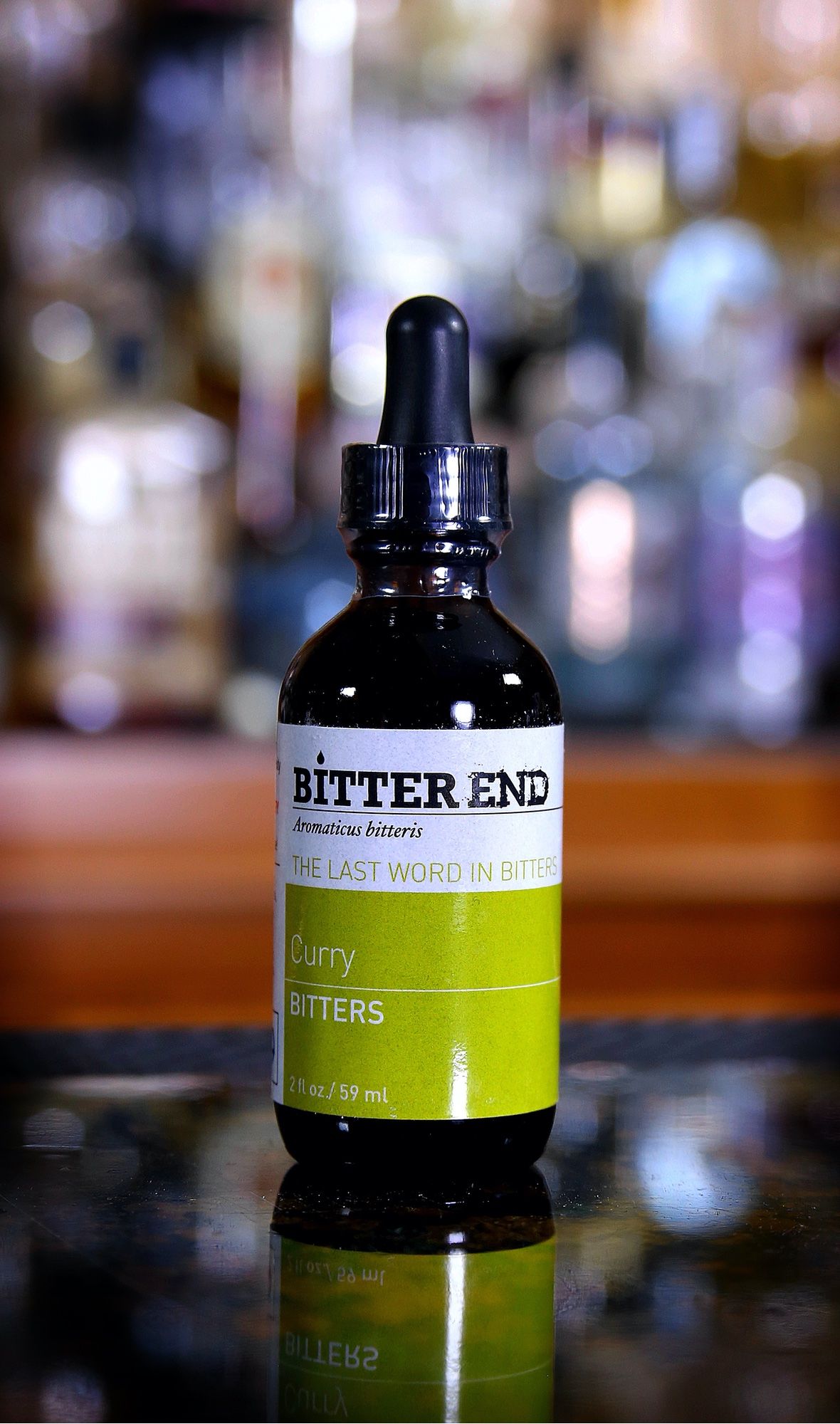 Bitter End Curry Bitters