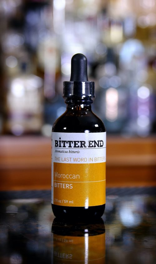 Bitter End Moroccan Bitters