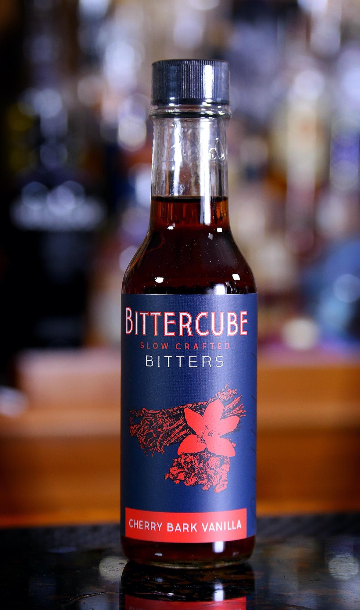 Bittercube Cherry Bark Vanilla Bitters