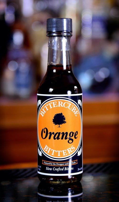 Bittercube Orange Bitters