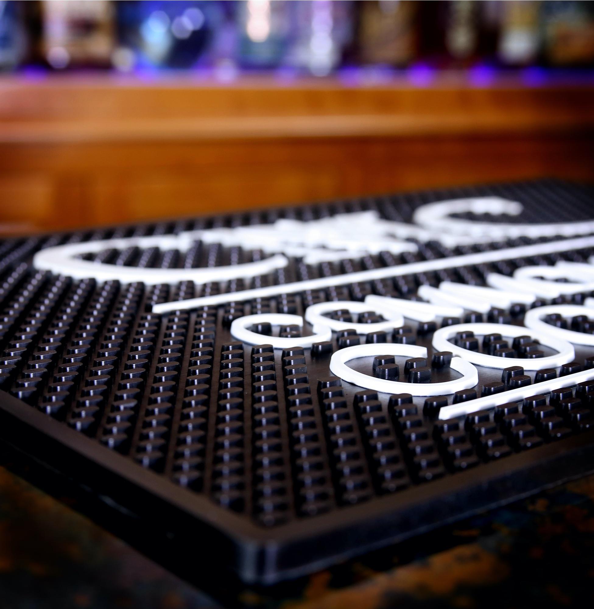 CMC Bar Service Mat, 17.5x11.75 Inch