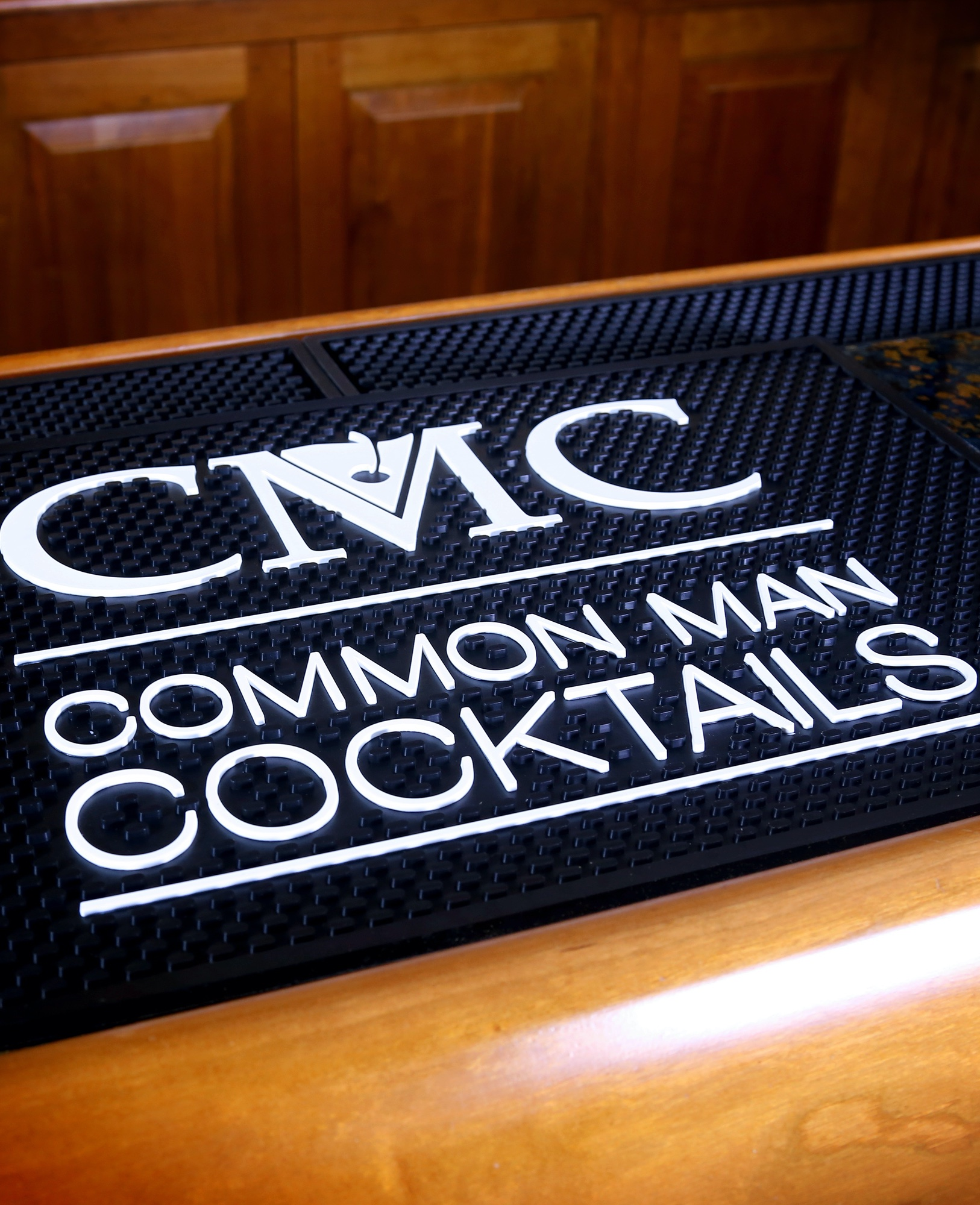 CMC Bar Service Mat