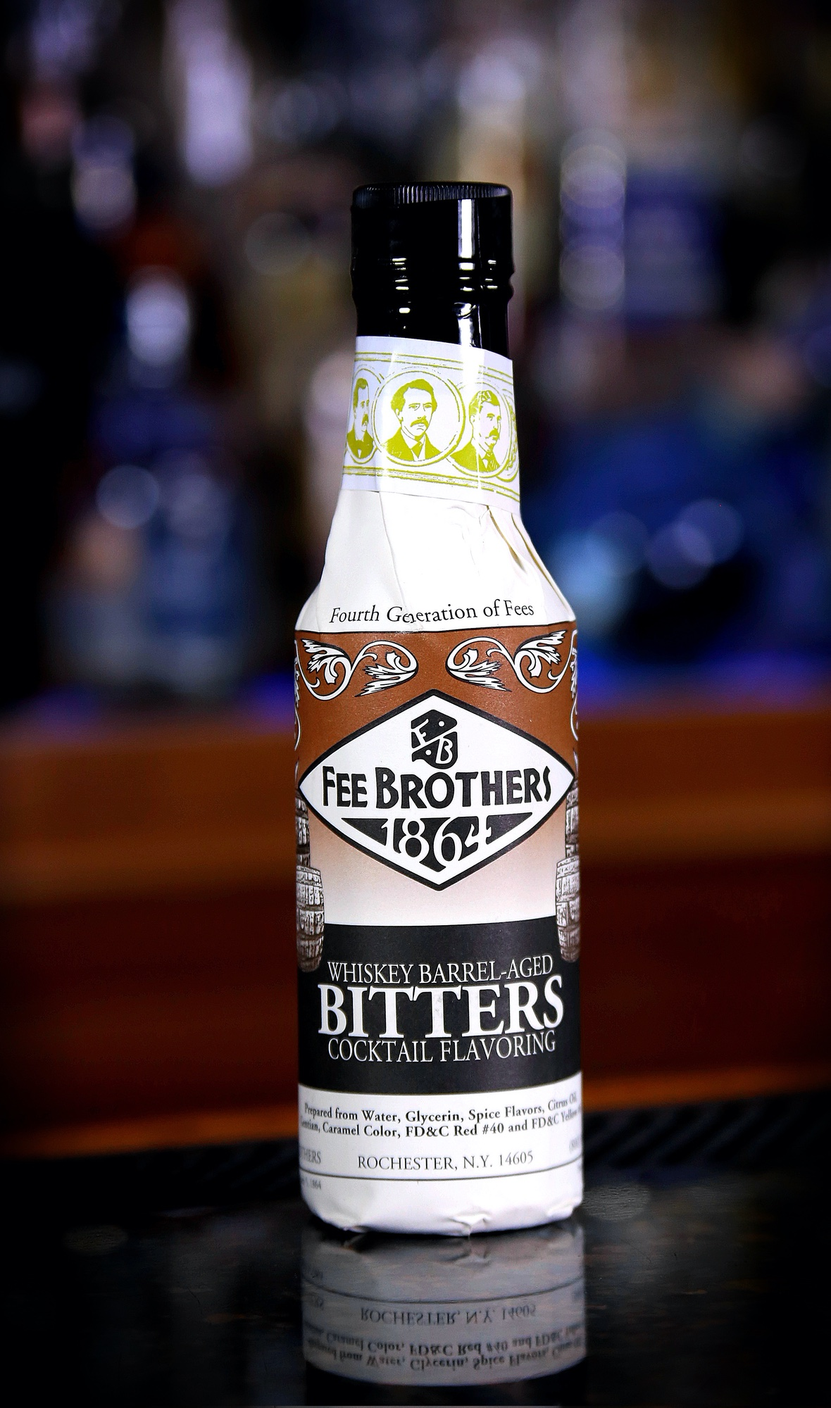 Fee Brothers Whiskey Barrel Aged Aromatics