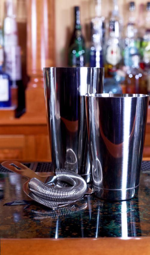 BarFly Professional Boston Shaker Kit
