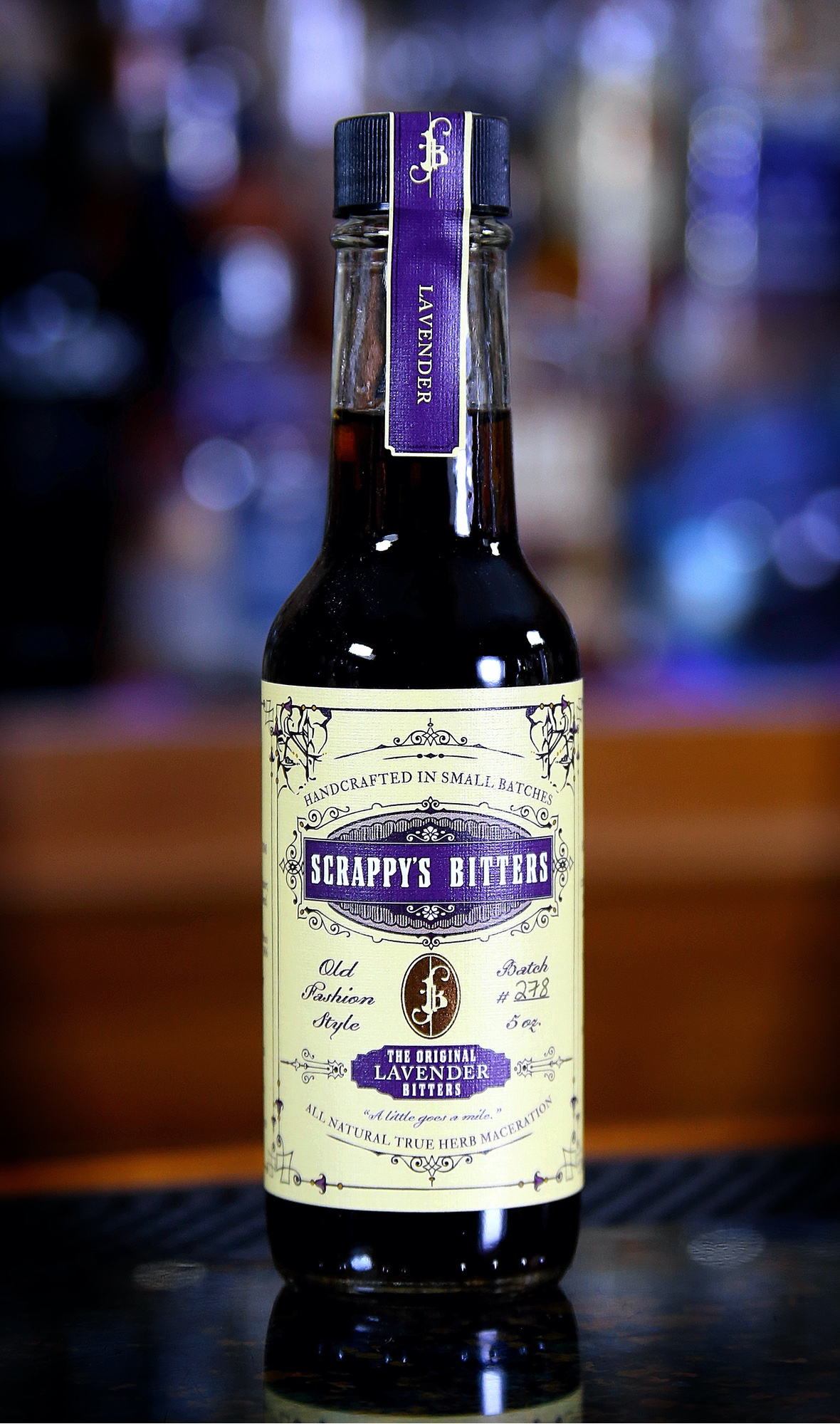Scrappy's Lavender Bitters