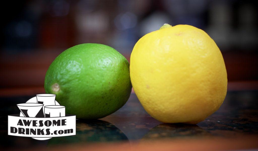 Citrus, Sour, and Acidity