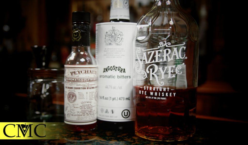 Cocktail Bitters & The Sazerac